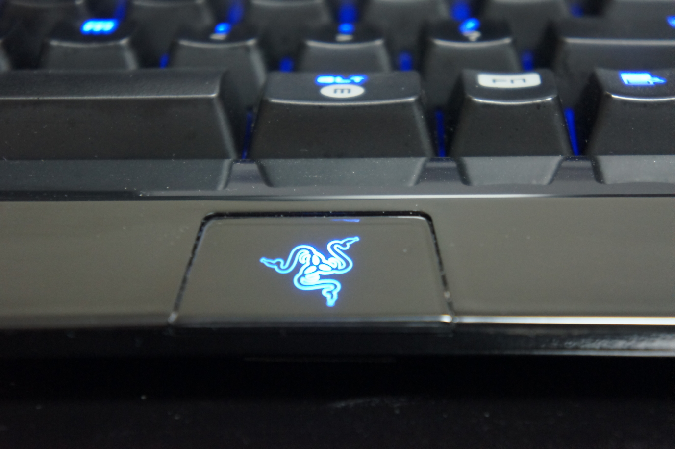 Razer BlackWidow をしばく