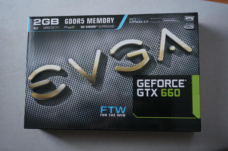 GTX 660 プレゼントキャンペーン概要